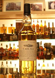 Caol Ila Distillery Flora and Fauna