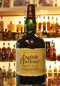 ENGLISH HARBOUR  5 yo