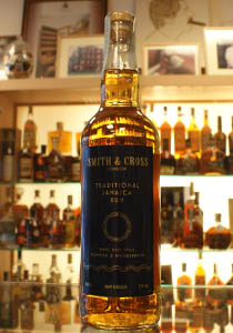 SMITH & CROSS  Jamaican Rum