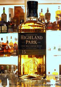 Highland Park 15yo