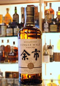 Nikka Single Malt Yoichi 15yo
