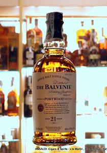 The Balvenie Portwood cask 21yo